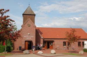 Gottesdienst in der Martin-Luther-Kirche @ Martin-Luther-Kirche